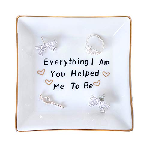 Mother of the Bride Trinket Dish