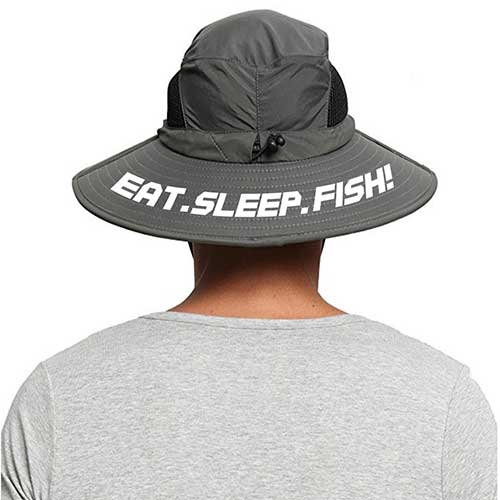 Personalized Fishing Hat