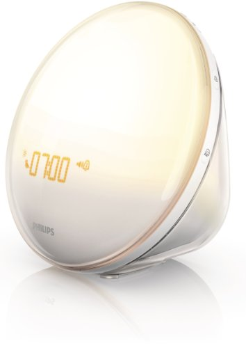 Philips Wake-Up Light Therapy Alarm Clock