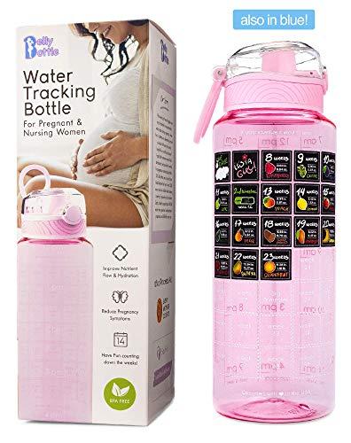 Pregnancy Water Bottle