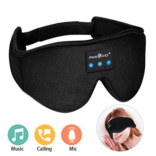 Sleep Headphones and Eye Mask