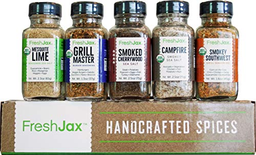 Smoked Spice Gift Set