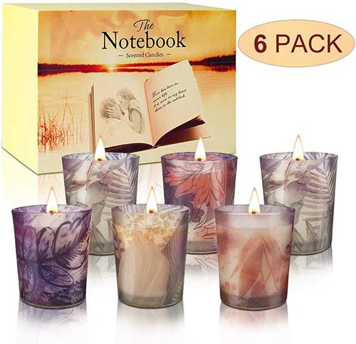 Soy Candles 6 Pack