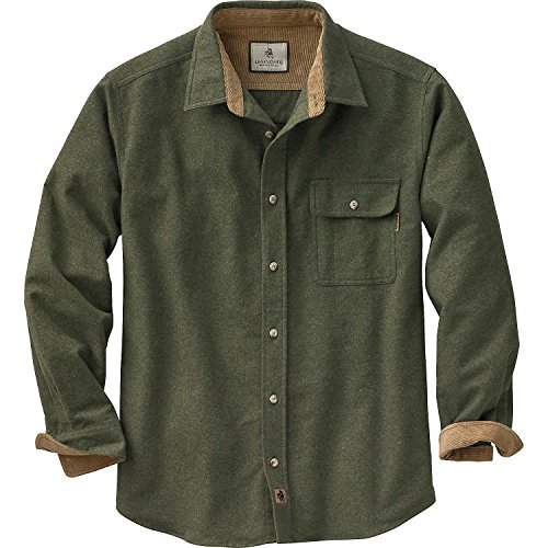 Sturdy Flannel Shirts
