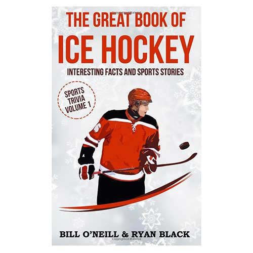 The Great Book of Ice Hockey Vol 1