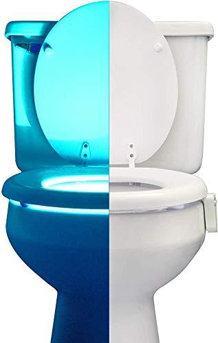 Toilet Bowl Night Light