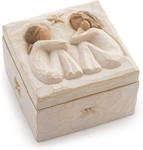 Willow Tree Keepsake Box