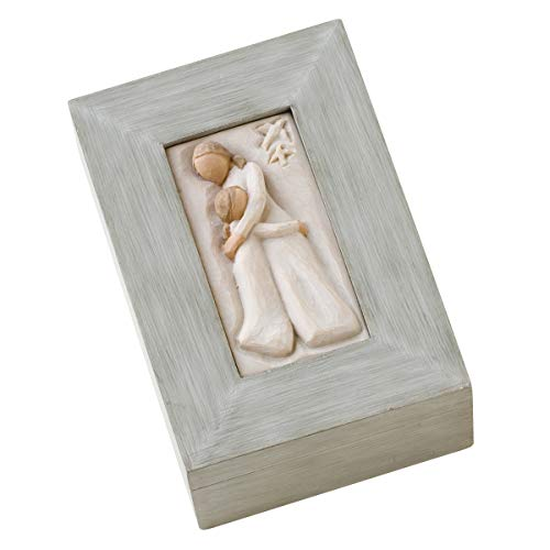 Willow Tree Mother of the Bride Memory Box