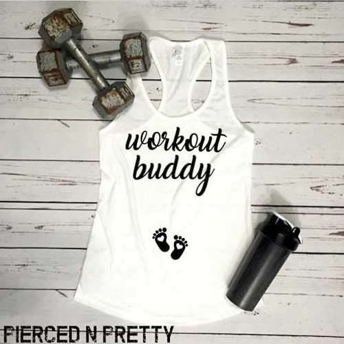 Workout Buddy T-Shirt