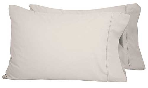 400 Thread Count Pillow Cases