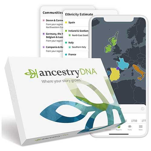 Anscestory DNA Testing Kit