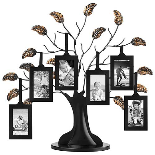 Bronze-Family Tree Picture Frame