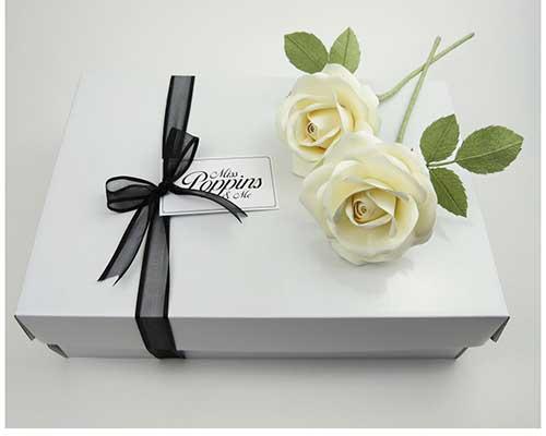 Cotton Rose Bouquet