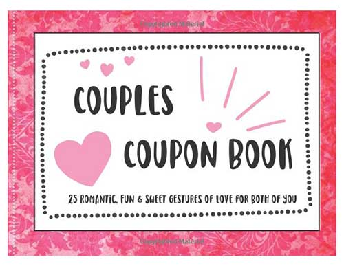 Couples Coupon Book