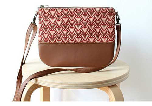 Crossbody Leather Purse