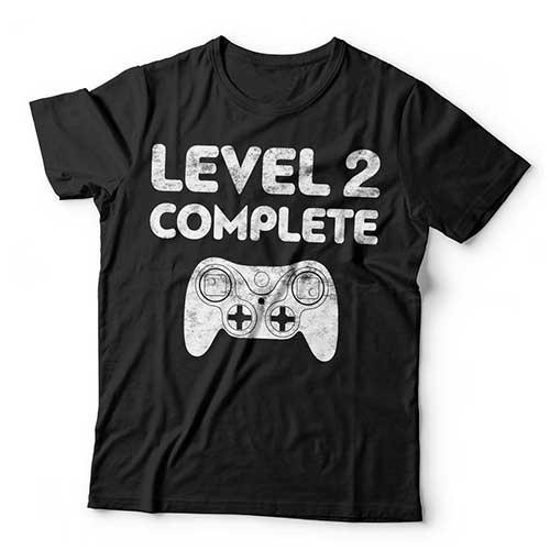 Level 2 Complete Men's Anniversary Tee