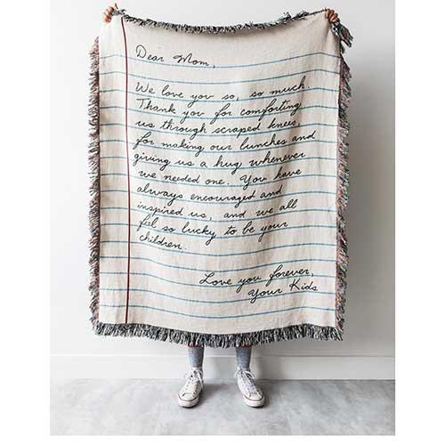 Love Letter Blanket