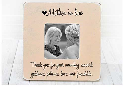 Mother In Law Picture Frame