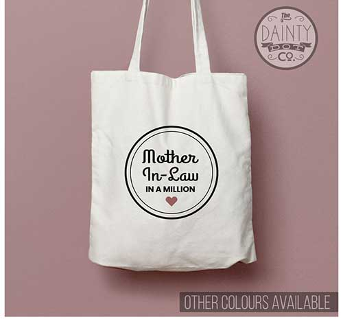 Mother In Law Tote Bag