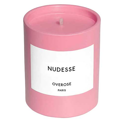 Overose Pink Candle