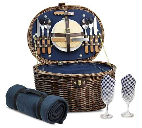 Picnic Basket for Two