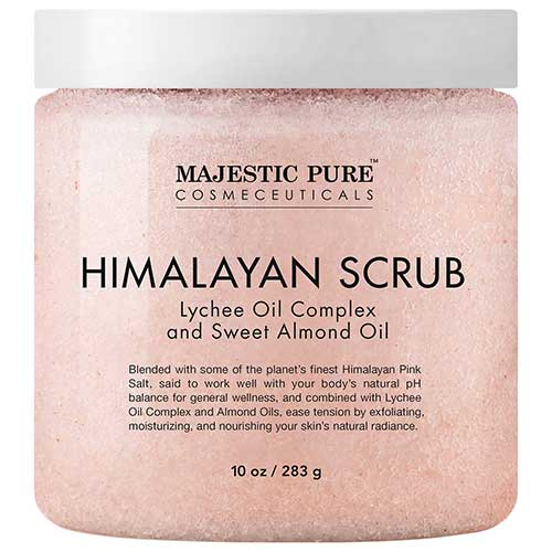Pure Himalayan Salt Body Scrub