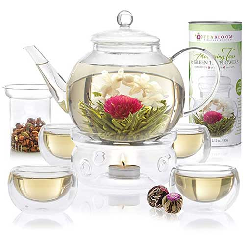Teabloom Tea Set Kit