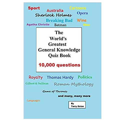 The Worlds Greatest General Knowledge Quiz Book