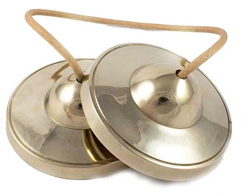 Bronze Meditation Cymbals