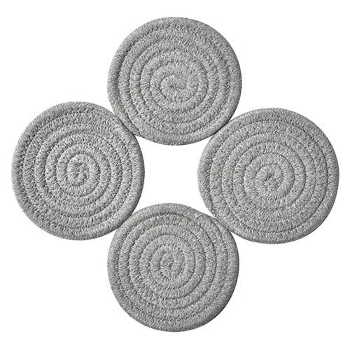 Cotton Coasters