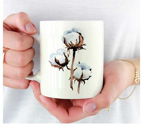 Cotton Mug