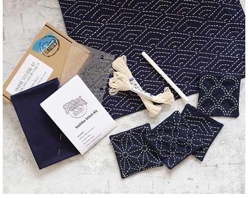 DIY Cotton Sewing Kit