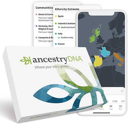 Genetic Ethnicity Test