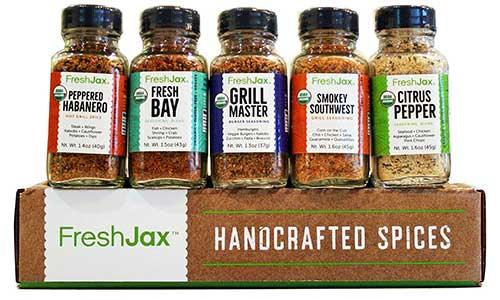 Grilling Spice Set