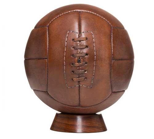 Handmade Vintage Football