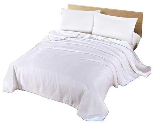 Ivory Comforter