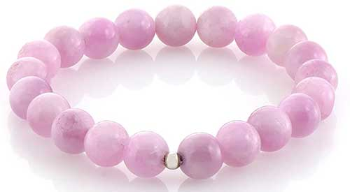 Kunzite Stretch Bracelet