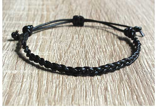 Leather Anklet