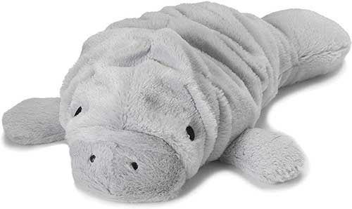 Microwavable Lavender Scented Manatee