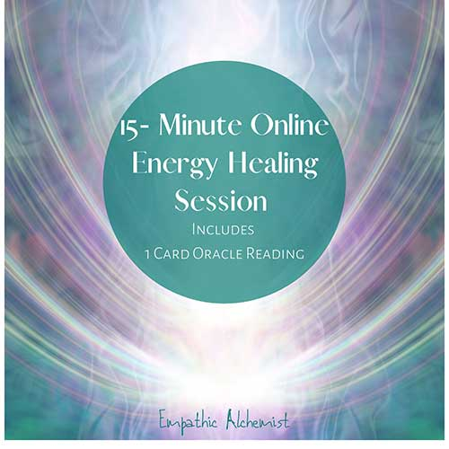 Online Energy Healing Session