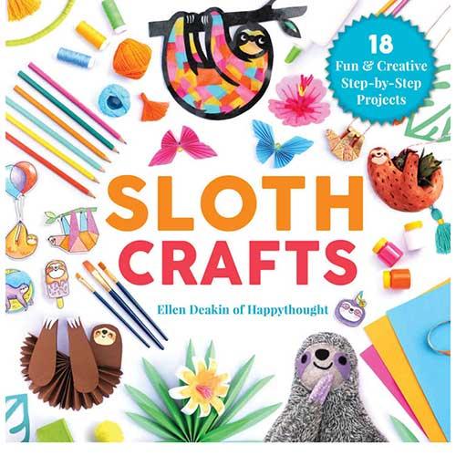 Sloth Crafts Book