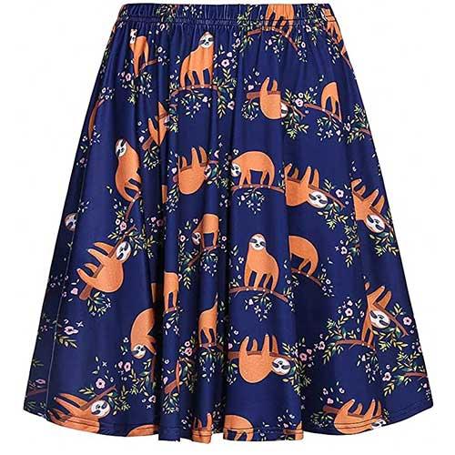 Sloth Skirt