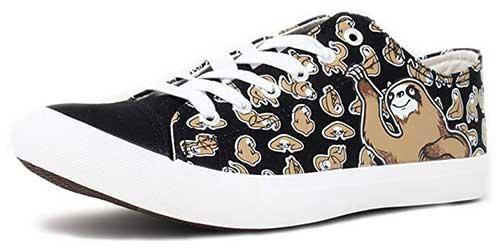 Sloth Sneakers