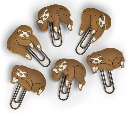 Sloth on a Vine Picture Hangers