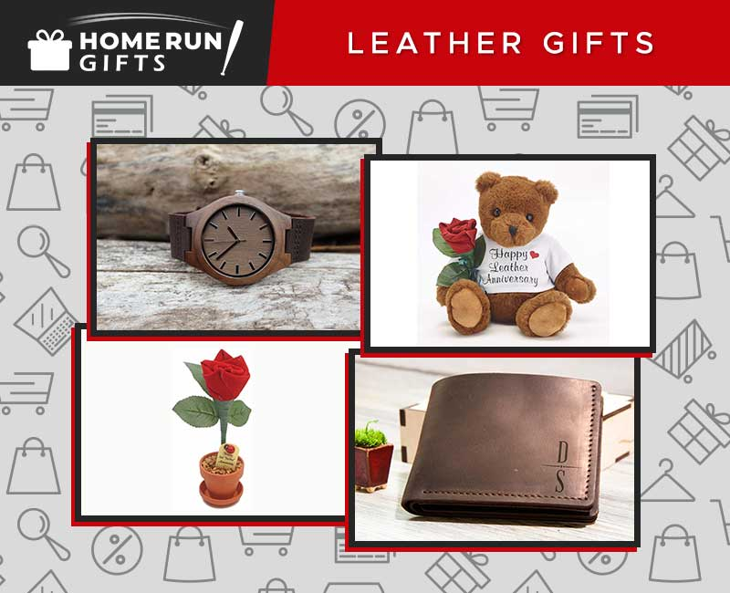 Some of the Best Leather Anniversary Gifts