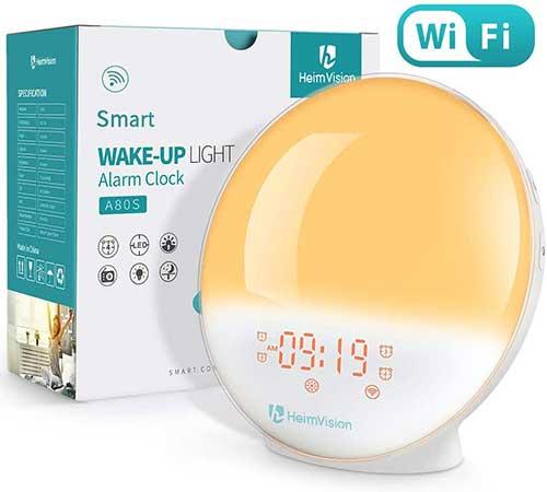 Sunrise Simulating Alarm Clock