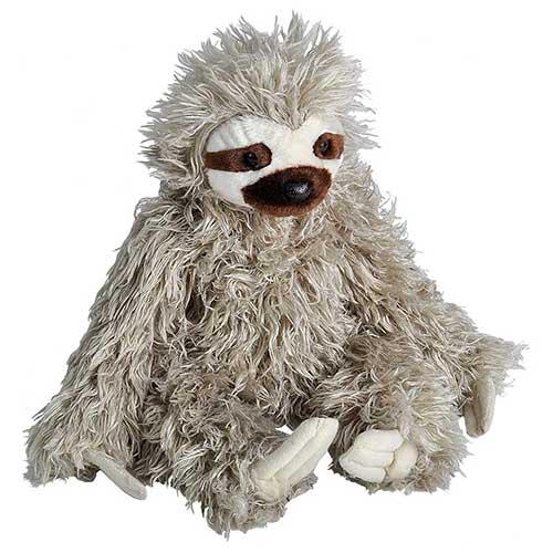Wild Republic Sloth Stuffed Animal