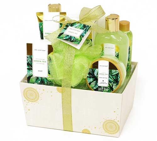 Green Tea Spa Set