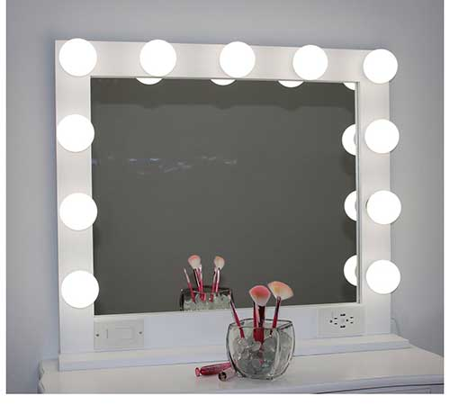 Hollywood Style Make Up Mirror