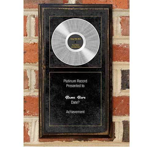 Platinum Record